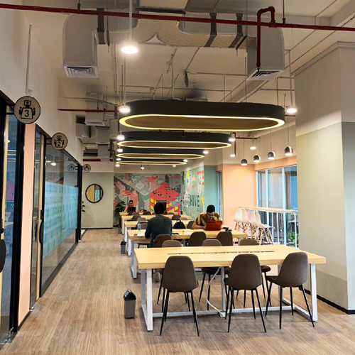 COHIVE Coworking Space